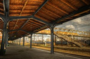 Train Station by niwet