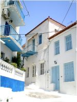 Maisons Bleues by DwinBB