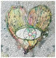 I love your precious heart by marjol3in