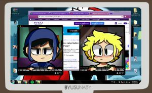 South Park.- Skype with a jew by yusunaby