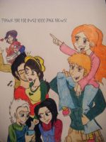 Fave Bleach Couples 1000+Views by RomaniaBlack