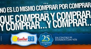 Centro 99 campaign 02 by cesar470
