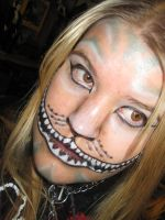 Cheshire Cat by o0Psy0o