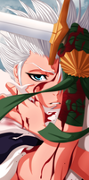 Bleach - Hitsugaya Toshiro by KhalilXPirates