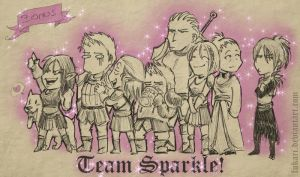 BONUS - Team Sparkle by Fukari