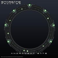 Stargate Frontier - Andromeda Gate (custom) by MaxFehr