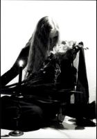 The music of flowers by Cailleach-Verinen