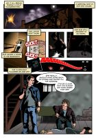 Supernatural cliche killing by deanfenechanimations