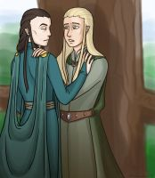 LotR/S: Private Counsel by Houkakyou
