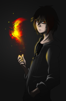 C'mon baby light my fire by Maipee-Chan