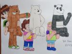 Crossover: We Carry Bears! by AngeloCN