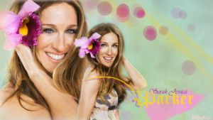Sarah Jessica Parker blend by KilljoyEmz
