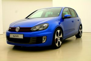 Volkswagen VW Golf GTI 6 VI 4 by puffy69