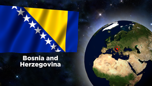 Bosnia and Herzegovina by darellnonis