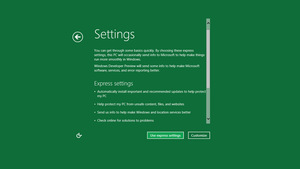 Windows 8 Developer - Setup 1 by JaisonYR