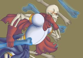 Disbelief Papyrus by A-wing-and-a-flair