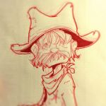 Little Cowboy Sketch by Pencilbags