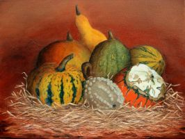 Pumpkins by VivalaVida