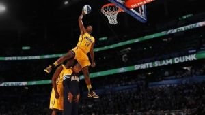 Paul George 2012 Dunk Contest by Mrfletch1000