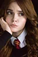 Hermione Granger Harry Potter cosplay by Sladkoslava