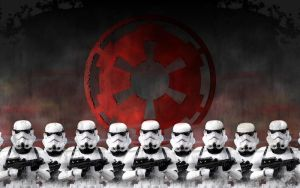 The Imperial March by Scrappy14