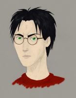harry james potter by DeeDraws