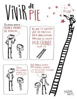 Vivir de pie by yuels