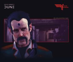 House Atreides: Wellington Yueh by Deimos-Remus