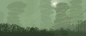 The Swamps of Salimia by BenPhillips