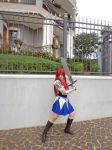 Erza Scarlet - Fairy Tail by COSPLAYTITANIA