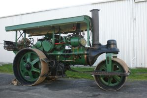 STEAM TRACTOR LARGER FILE STOCK 2 by scratzilla
