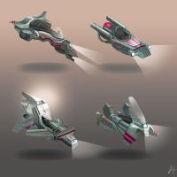 Single person vehicle concepts by JoshHutchinson