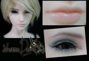 4th Faceup Attempt by sherridevon