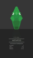 Metapod by WEAPONIX