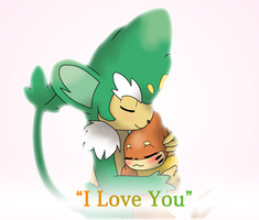 'I Love You' by LudiculousPegasus