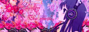 Listen 2 the music.. ~^w^~ by UchihaBlue11