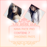 +Nana! Pack PNG+ by Kaawaiiilovesone
