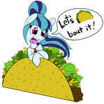 Late Night With Sonata by AllyClaw