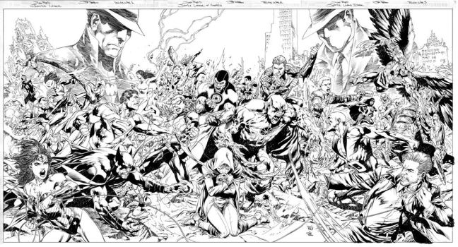 TRINITY WAR TRIPLE COVER by JoePrado2010