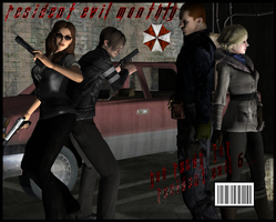 Resident Evil Monthly: RE6 Edition by EpitaphOfTwilightCe