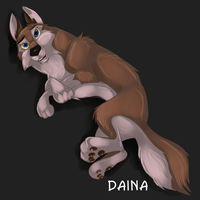 Aleu by TigresaDaina