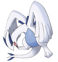 Oh it's Lugia by himanuts