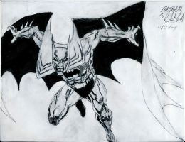 The Batman by Panther10