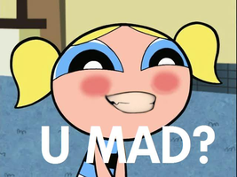 U mad? by StareOfGreed