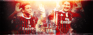 1ST COLLAB DONGEHROX TEAM: AC MILAN by RaffosSG
