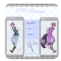 (Updated) Zero Period Application: Xander Daemon by PrincePhantom