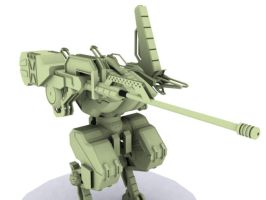 Nix Paean 02 Long Range cu by gentlemenk
