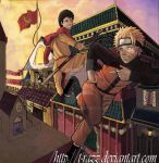 Aang and Naruto? by T-razz