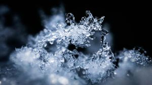 Winter crystals by RLPhotographs