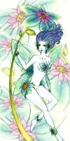 Flower Fairy by Fortranica
